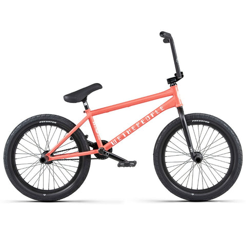 2020 We The People Battleship Bike coral red BMX