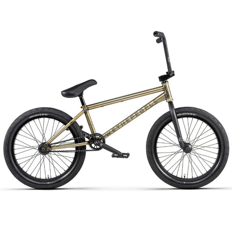 2020 We The People Envy Bike trans gold BMX