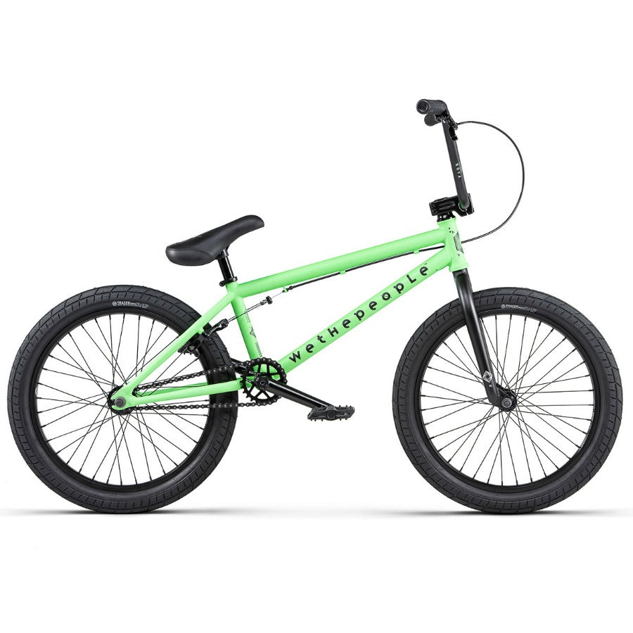 2020 WeThePeople Nova apple green BMX