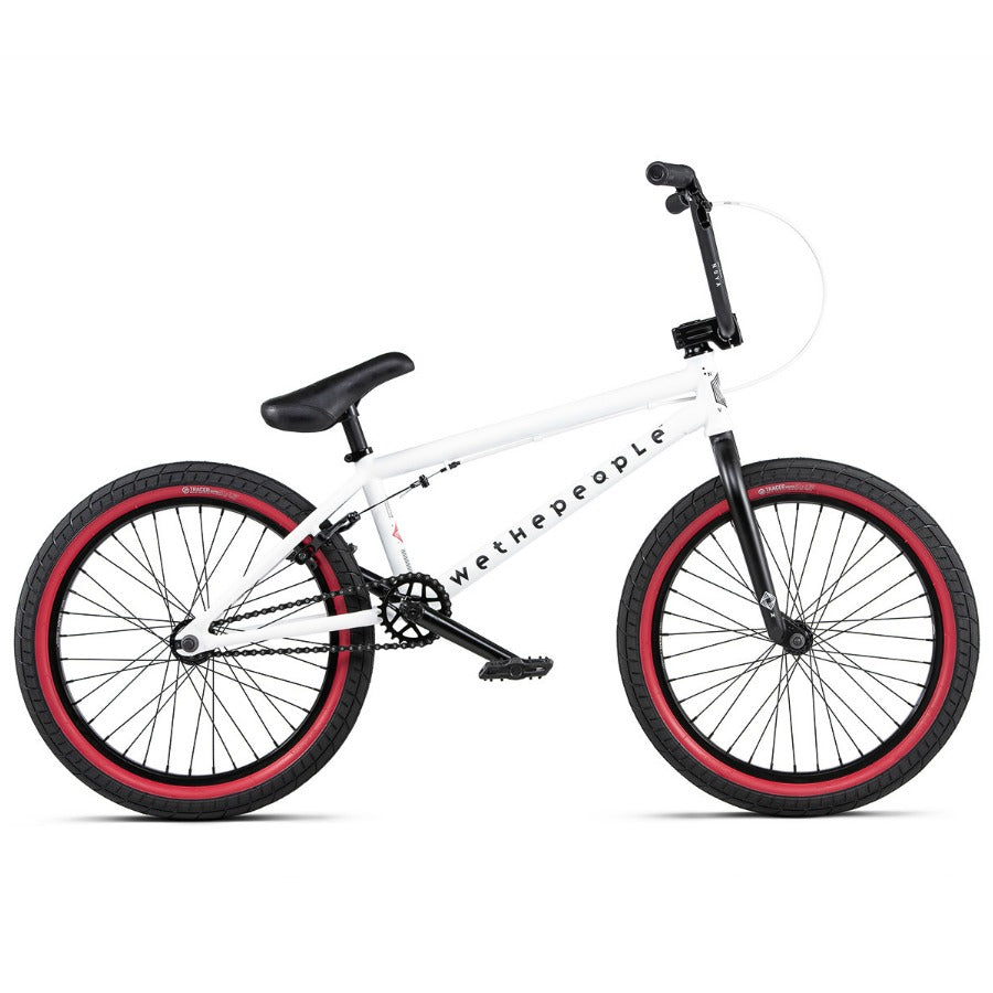 2020 Wethepeople Nova Bike matte white BMX