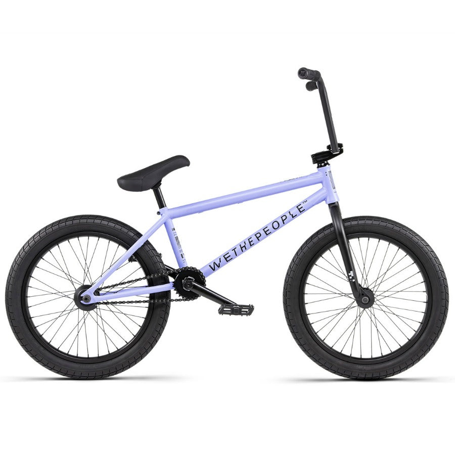 2020 We The People Reason Bike matt lilac BMX
