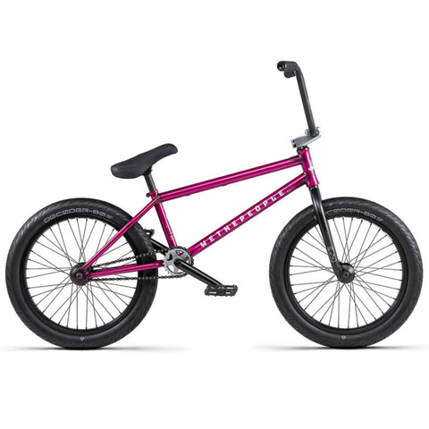 2020 We The People Trust FC Bike trans berry pink BMX