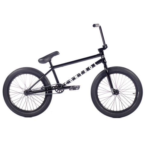 2021 Cult Control Bike black BMX Bikes 2020