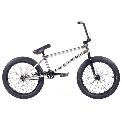 2021 Cult Control Bike raw BMX Bikes 2020