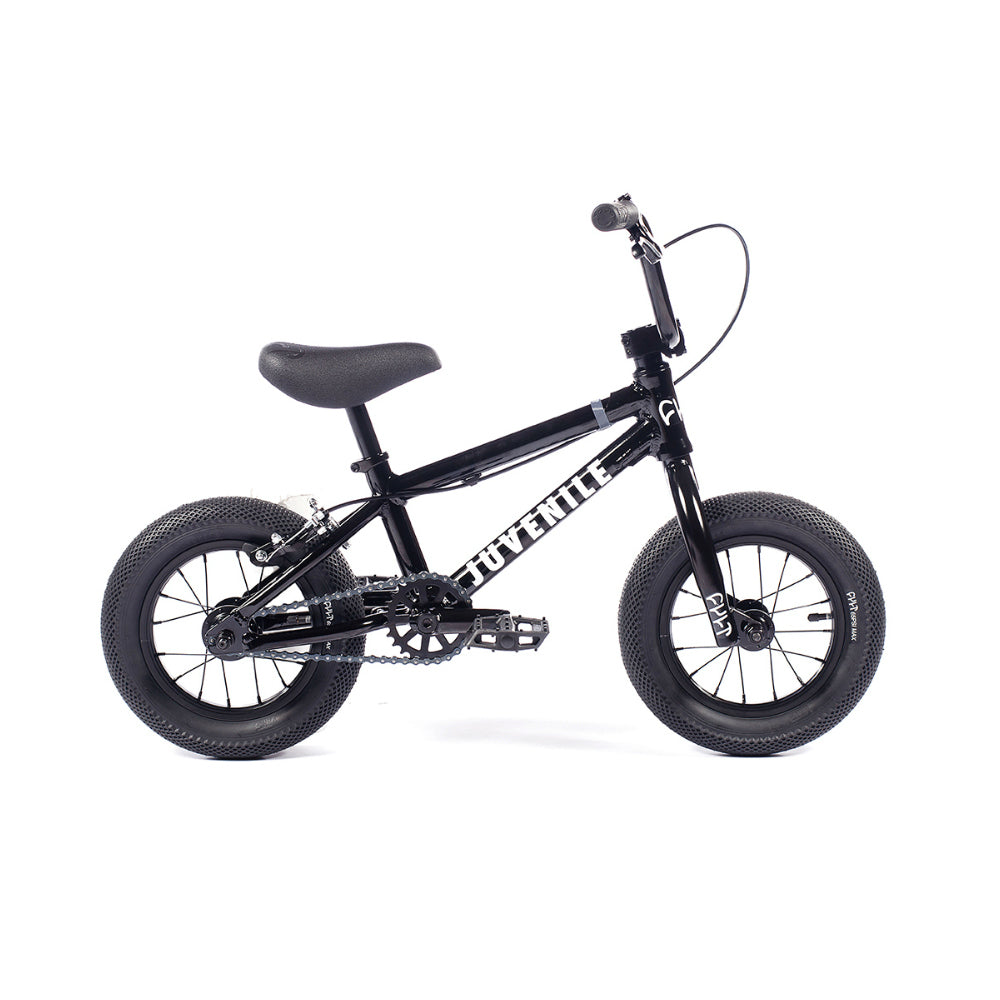 "2021 Cult Juvenile 12"" Bike  black 12 BMX bikes 2020"