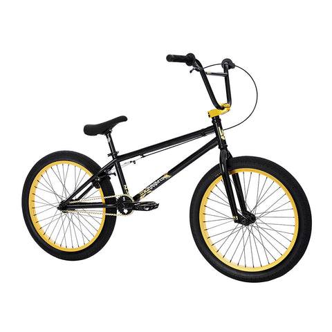 "2021 Fit Series 22 Bike gloss black Complete BMX Bikes 22"" 2020"