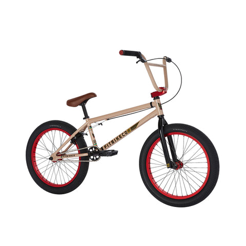2021 Fit Series One Mike Aitken Bike LG Tan Complete BMX Bikes 2020