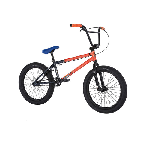 2021 Fit Series One Bike Deegan orange blue white Complete BMX Bikes 2020
