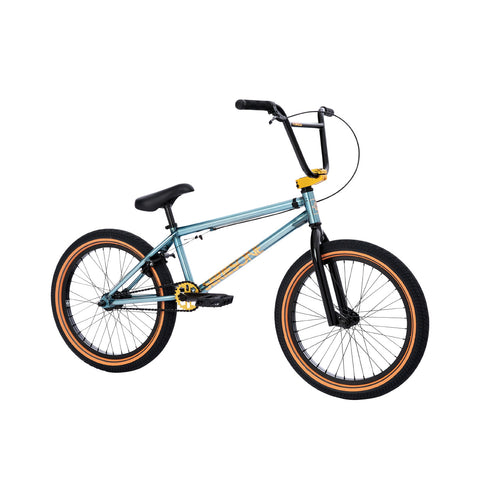 2021 Fit Series One Bike SM Trans Ice Blue Complete BMX Bikes 2020