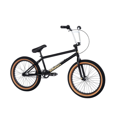 2021 Fit TRL Bike gloss black XL Complete BMX Bikes 2020