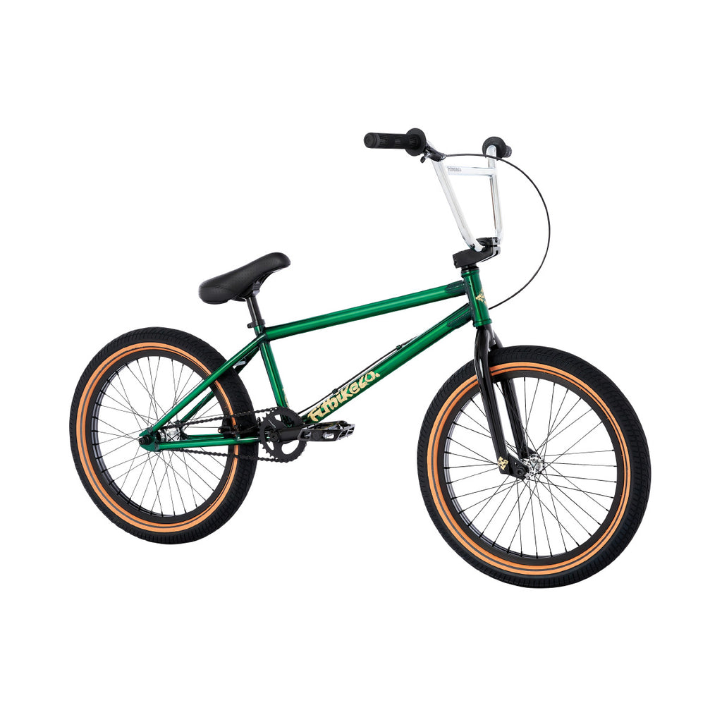 2021 Fit TRL Bike trans green XL Complete BMX Bikes 2020