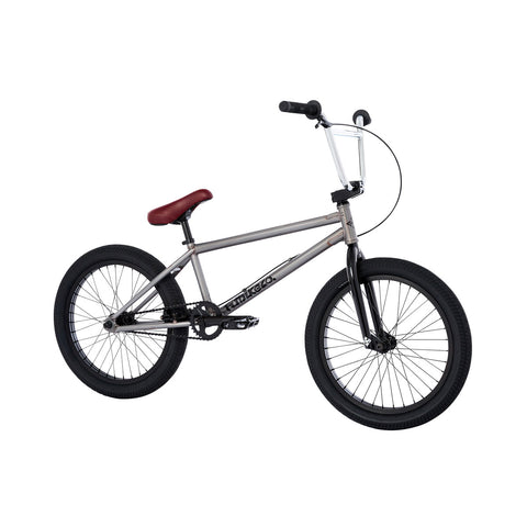 2021 Fit TRL Bike 2XL Gloss Clear raw Complete BMX Bikes 2020