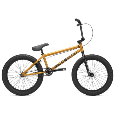 2021 Kink Curb Bike matte orange flake BMX Bikes