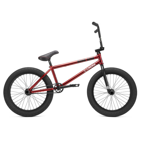 2021 Kink Nathan Williams Bike gloss mirror red BMX Bikes 2020