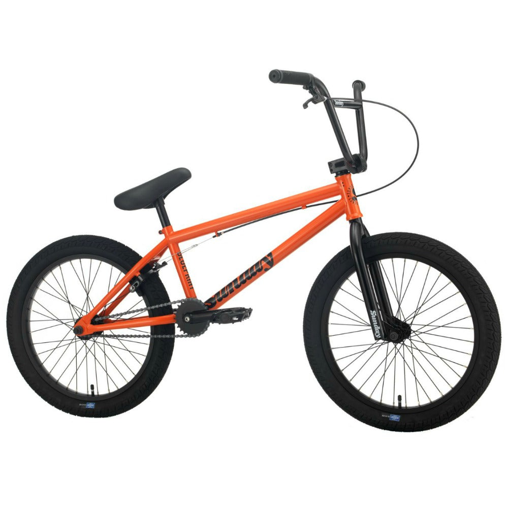 "2020 Sunday Blueprint 20.5"" Bike gloss bright red BMX Bikes 2020"
