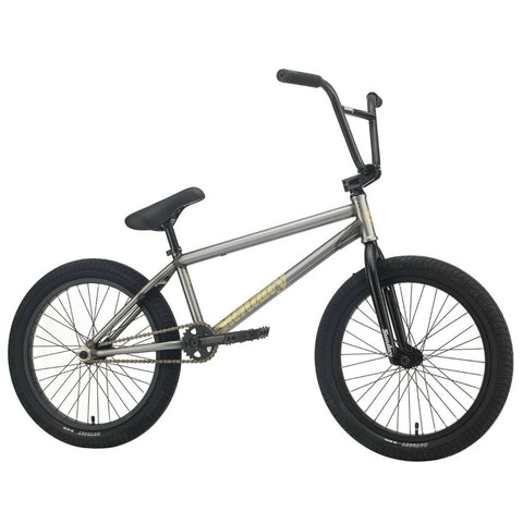 "2021 Sunday EX Bike matte raw 21"" Julian Arteaga BMX Bikes 2020"