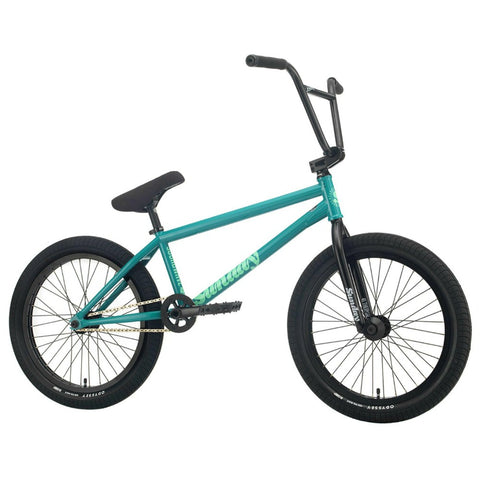 2021 Sunday Soundwave Special Bike billiards green Gary Young BMX Bikes 2020
