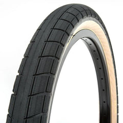 BSD Donnasqueak Tire Tan Wall BMX Tires