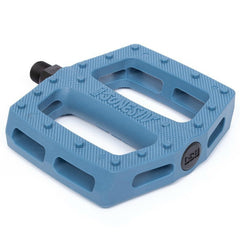 BSD Jonesin' Pedals steel blue BMX Pedal