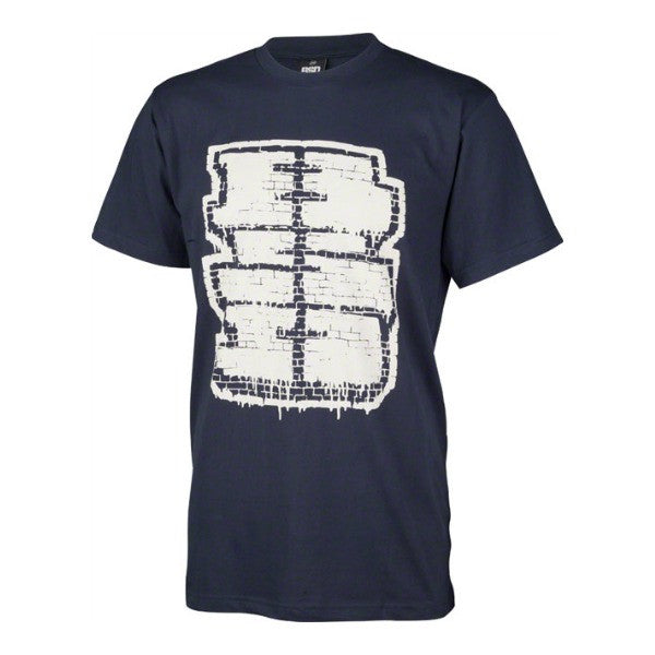 BSD Paintroller Shirt navy Paint Roller Tee blue