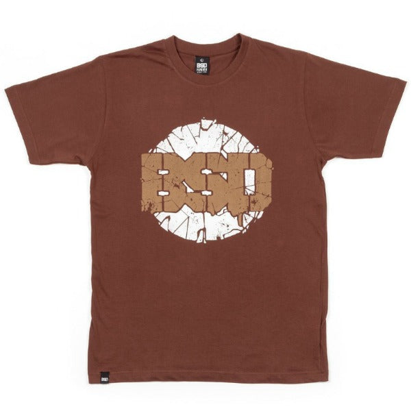 BSD Relic Shirt brown BMX