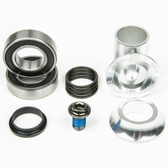 BSD Substance Bottom Bracket polished BMX