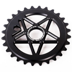 Eighties Bike Co. Pentagram Sprocket Black BMX