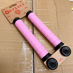 Odyssey Keyboard V2 Grips pale pink Aaron Ross BMX Grip