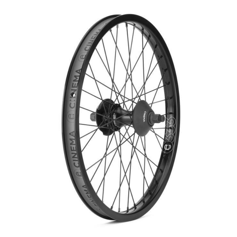 Cinema ZX 333 Cassette Rear Wheel BMX Wheels