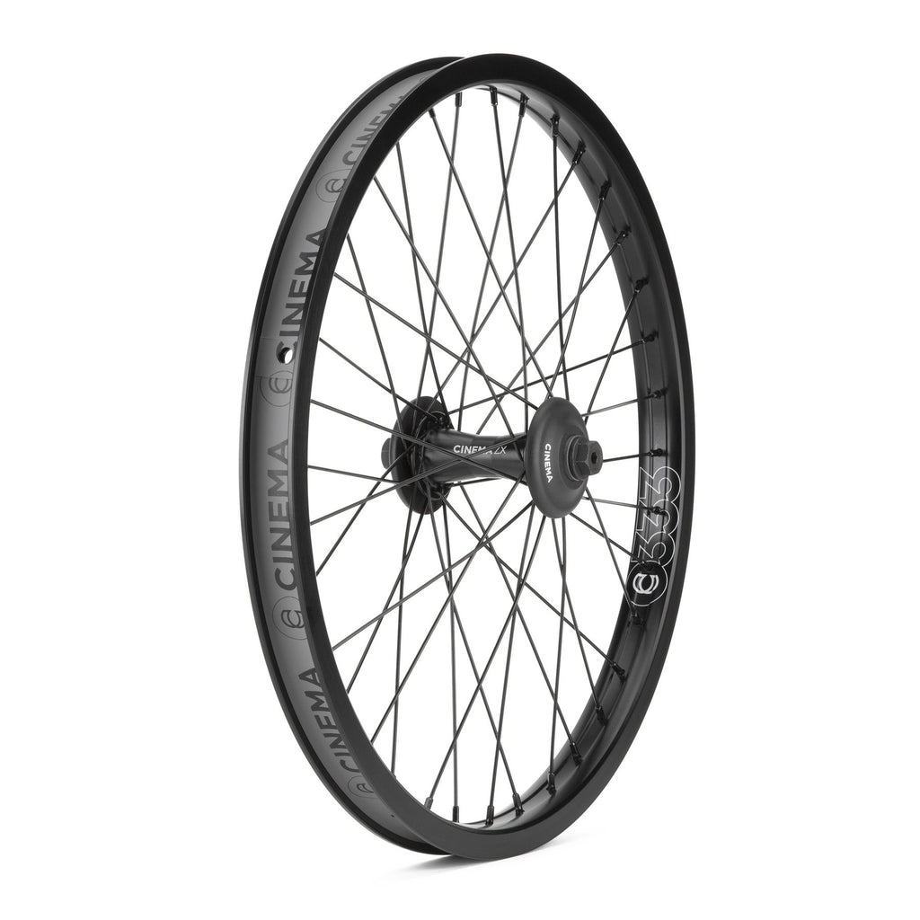 Cinema ZX 333 Front Wheel BMX Wheels