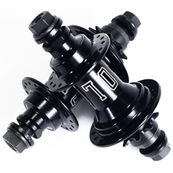 Colony Wasp Cassette Hub black BMX