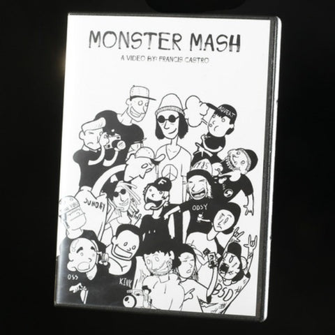 The Common Crew Monster Mash DVD