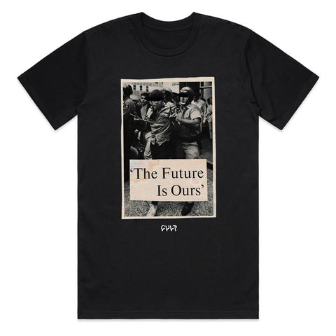 Cult The Future Is Ours Shirt  BMX tee
