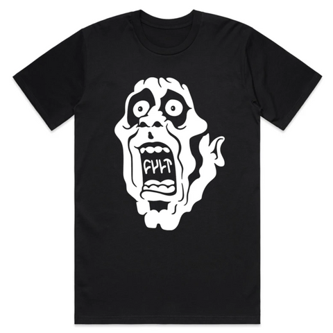 Cult Screamer Shirt Scream BMX Tee