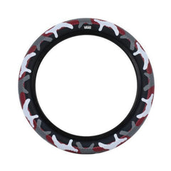 Cult Vans Tire red camo BMX Tires