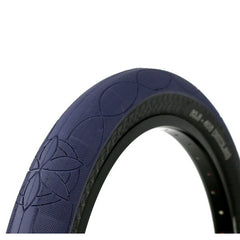 Cult AK Tire indigo blue BMX tires
