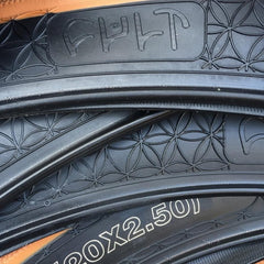 Cult AK Tires BMX tire