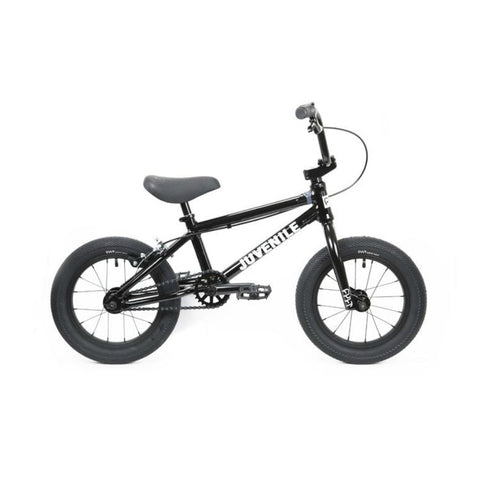 "2020 Cult Juvenile 14"" Bike black BMX"