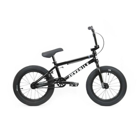 "2020 Cult Juvenile 16"" Bike black BMX"