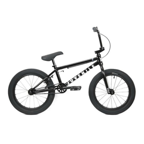 "2020 Cult Juvenile 18"" Bike black BMX"