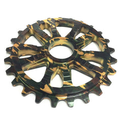 Cult Member V2 Sprocket camo