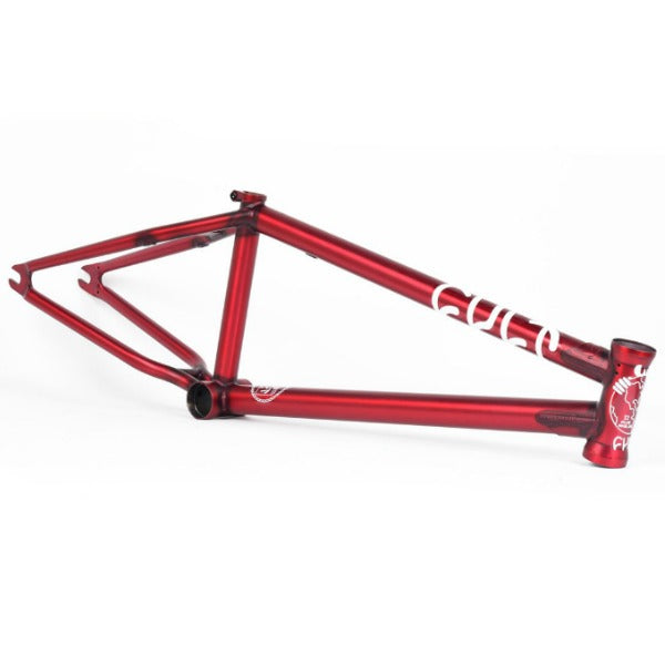 Cult Ollie Shields Frame red BMX