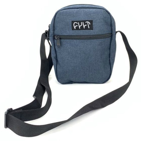 Cult Shoulder Pack blue BMX Bag