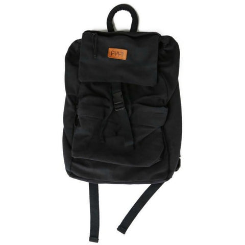 Cult Stash Bag Backpack black BMX
