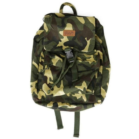 Cult  Stash Backpack camo BMX Bag