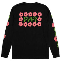 Cult Thornprick Longsleeve Shirt black