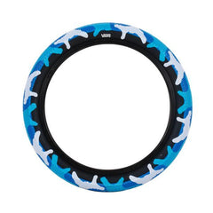 Cult Vans Tire blue camo BMX Tires
