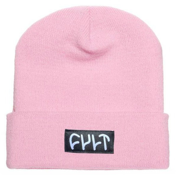 Cult Witness Beanie rose pink BMX