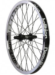Demolition Bulimia V3 Wheel chrome