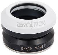 Demolition Integrated Headset white